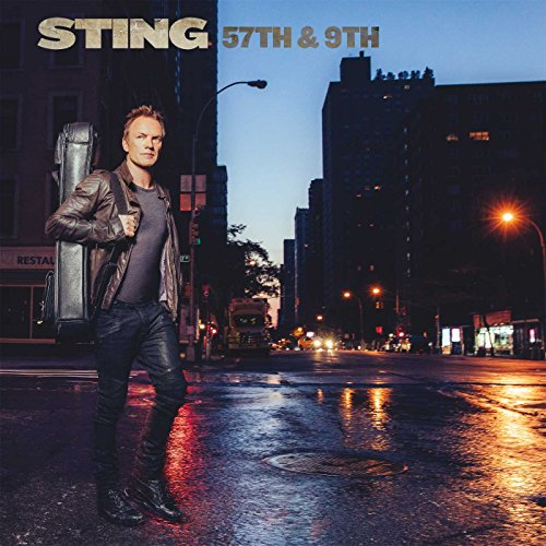 Sting: 57th & 9th (Audio CD)