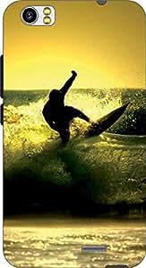 JOHN RICHARD_ HIGH QUALITY SILICON UV PRINTED BACK COVER FOR Lava Pixel V2 ART...
