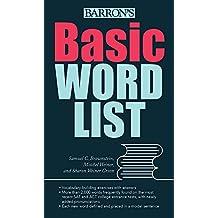 Basic Word List: 4th Edition