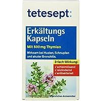 Tetesept Erkältungs- Kapseln, 40 Stück preisvergleich bei billige-tabletten.eu