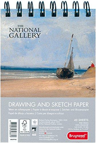 Bruynzeel National Gallery Sketchbook
