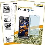 mumbi Panzerfolie für Samsung Galaxy XCover 3 Glasfolie Hartglas 9H