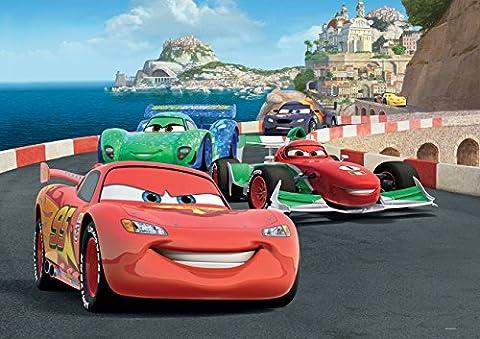 Olimpia Design Fototapete Photomural Disney Cars, 1 Stück, 320P8