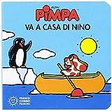 Pimpa va a casa di Nino. Ediz. illustrata
