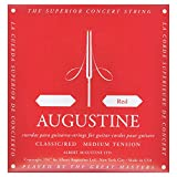Augustine Classical Red 5th A-String Single String