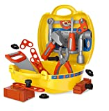#5: Toyshine DIY Portable Tool Set Toy with Briefcase, Accessories