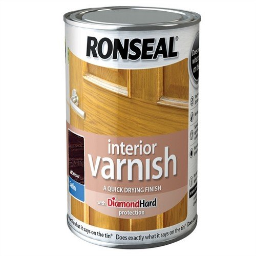 ronseal-rslivswn750-750ml-quick-dry-satin-interior-varnish-walnut