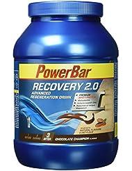 PowerBar Recovery 2.0 Chocolate Champion, Advanced Regeneration Drink, 1er Pack (1 x 1.144 kg)