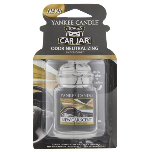 yankee candle 1220940 Ultimate New Scent Car Jar