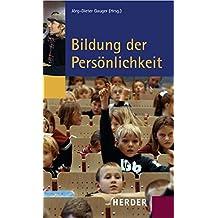 Bildung der Persönlichkeit