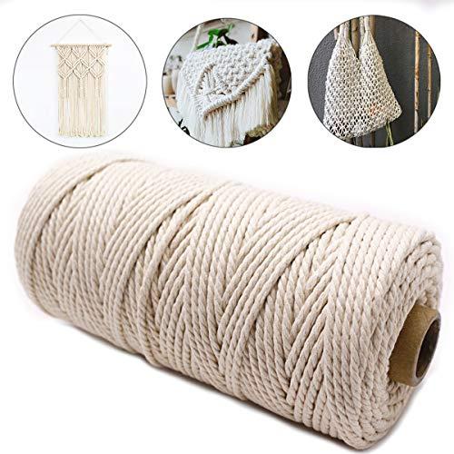 Hummelt/® SilverLine-Rope Baumwollseil Baumwollkordel H 8mm 40m rosa auf Rolle