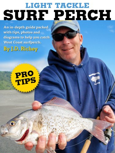 Light Tackle Surf Perch (English Edition)