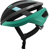 Abus viantor Bicicleta Casco, Todo el año, Unisex, Color Celeste Green, tamaño Medium