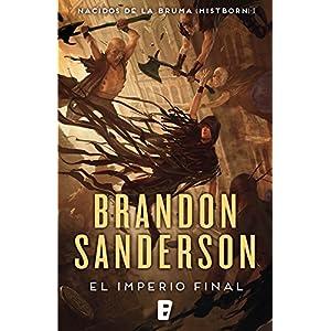 El imperio final. Nacidos de la Bruma -Mistborn- I. (Edición revisada)