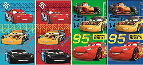 Disney Cars Asciugamano Set 35 x 65 cm (69913)