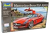 Mercedes-Benz Sls AMG Rot 07100 Bausatz Kit 1/24 Revell Modellauto Modell Auto
