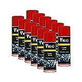 12x KWASNY 235 040 Auto-K Spray Tec Kupfer-Spray Schutz Bremsen 400ml