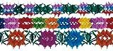 Riethmüller 1021 - 3 Blumengirlanden, 12 - 17 cm x 4 m