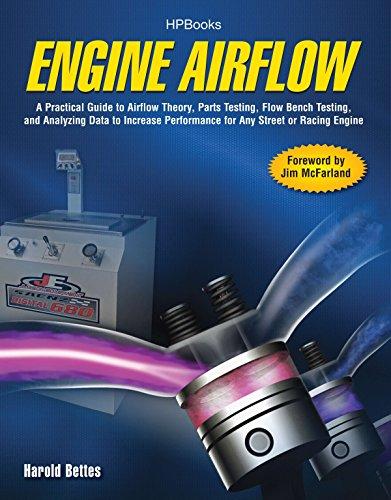 The Engine Airflow Handbook por Harold Bettes