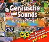 Geräusche und Sounds - Various Sounds Für Videofilmer