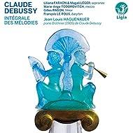 Debussy: Intégrale des mélodies
