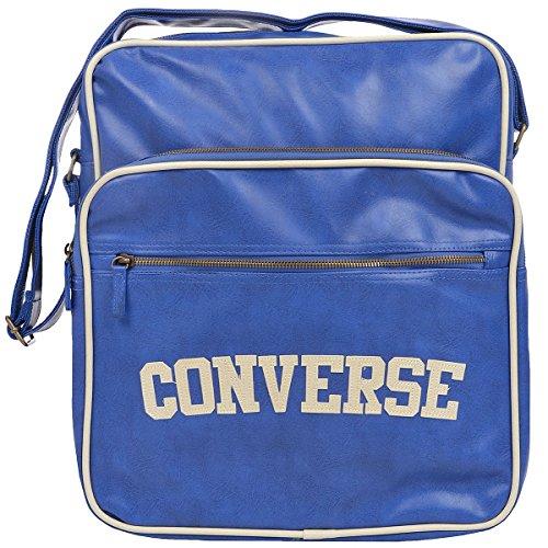 Converse Shoulder Bag Vertical Reporter Heritage PU Blue, Farben:Bleu