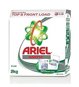 Ariel Matic Detergent Powder - 2 kg Pack