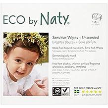 Naty Eco Toallitas Sin Perfume 3 X 56 Por Paquete - Paquete de 2