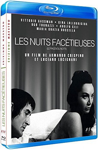Les nuits facétieuses [Blu-ray] [FR Import]
