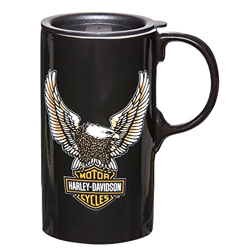 harley-davidson-travel-latte-mug-bar-shield-eagle-tall-boy-21-oz-3tbt4907-by-harley-davidson