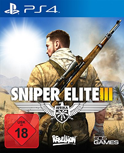 Sniper Elite 3 - Afrika -