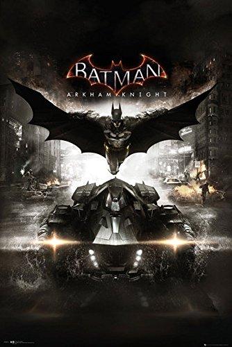 Preisvergleich Produktbild empireposter - Batman - Arkham Knight - Cover - Größe (cm),  ca. 61x91, 5 - Poster,  NEU