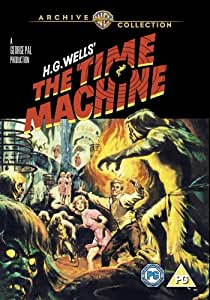 The Time Machine (1960) [Import anglais]