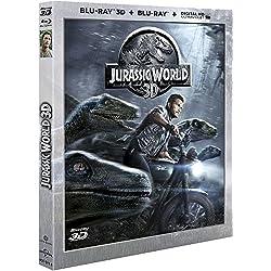 Jurassic World [Blu-ray 3D & 2D + Copie digitale]