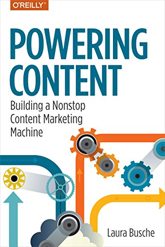 Powering Content: Building a Nonstop Content Marketing Machine (English Edition)