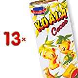 KuchenMeister Koala Cacao 13 x 75g Packung (Koala-Kekse mit Kakaofüllung)