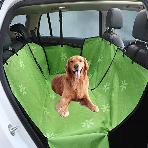 YXLcars Hunde Autositz,Wasserdichter Autositzbezug Für Hunde,kleine Bis Mittlere Hunde,Auto Sitz Doppelt Schicht Verdickt,Hund Sitzbezug Hundedecke Hunde (Farbe : B)