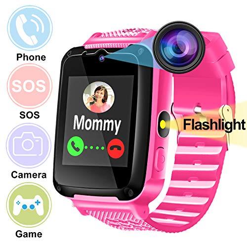 Niños Smartwatch Reloj Inteligente Teléfono Cámara