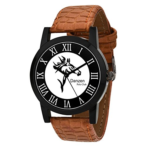 Danzen Polo Club wrist watch for mens DZ-477  available at amazon for Rs.299