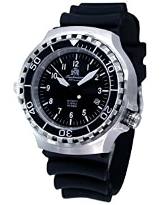 "Military diver watch ""automatic movt."" sapphire glass - louminous hands - T251"