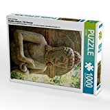 Ein Motiv aus dem Kalender Buddha Statuen / CH-Version 1000 Teile Puzzle hoch
