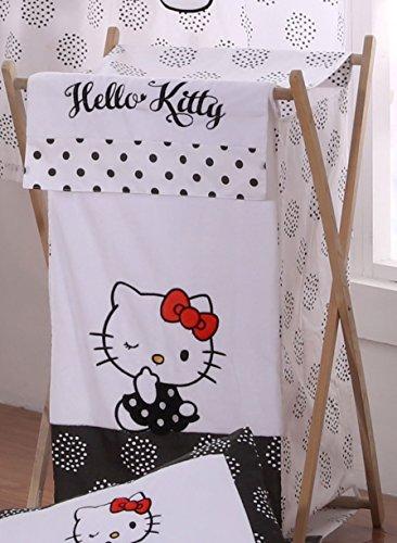 Hello Kitty Schwarz behindern (Bett Behindern)