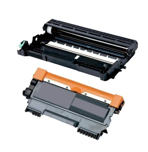 drum unit Eurotone Ersatz Toner und Eurotone OPC Drum für Brother HL 2020 / 2030 / 2040 / 2050 / 2070 / MFC 7225 / 7420 / 7820 / Fax 2820 / 2825 / 2920 / DCP 7010 / 7020 / 7025 Serien - ersetzt TN-2000 Patronen und DR-2000 Imaging Drum Unit - kompatible Premium Alternative - non oem