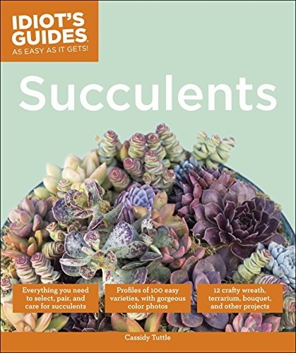Succulents (Idiot's Guides) (English Edition)