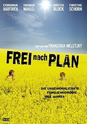 According to the Plan ( Frei nach Plan ) [ NON-USA FORMAT, PAL, Reg.2 Import - Germany ] by Corinna Harfouch