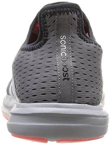 Adidas B44517, Running Femme Multicolore (Grey/Ftwwht/Flared)