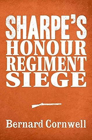 book cover of Sharpe\'s Honour / Sharpe\'s Regiment / Sharpe\'s Siege