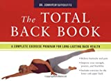 The Total Back Book by Jennifer Sutcliffe (2002-08-01)