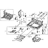 Assembly CASE SENSOR DMT OEM Original Part: DD94-01006A