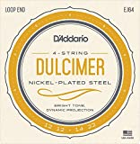 D\'addario EJ64 4-String Dulcimer Instrument Strings